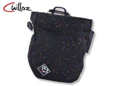 画像1: Chillaz 〈Dots Chalk Bag/ドットチョークバック〉