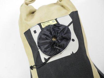 画像2: E9 〈Cyclope Backpack20SS/サイクロープ バックパック20SS〉 全2色