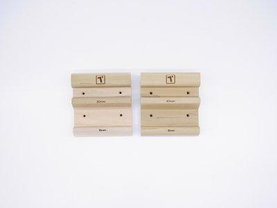 画像2: Tension 〈Simple Board 20,15mm Pair/シンプルボード20,15mmペア〉