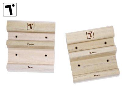 画像1: Tension 〈Simple Board 20,15mm Pair/シンプルボード20,15mmペア〉