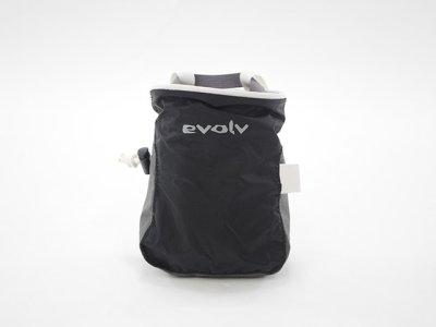 画像2: evolv<Super Light Chalk Bag/ スーパーライトチョークバッグ>ブラック