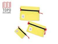 TOPO DESIGNS <Accessory Bag Bundle/アクセサリーバッグバンドル>イエロー