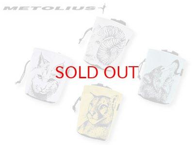 画像1: Metolius 〈Wild Life Chalk Bag / ワイルドライフチョークバッグ〉
